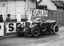 Bentley 'Blower' 4.5 (Benjafield & Ramponi ) Le Mans 24 hours 1930